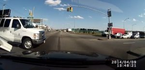 accident dashcam