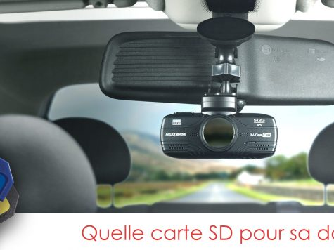 carte sd dashcam