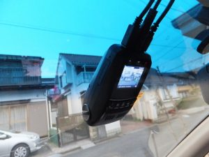 test dashcam Apeman C550