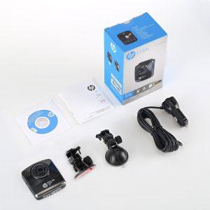 accessoires dashcam HP F330