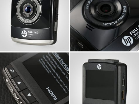 dashcam HP F330
